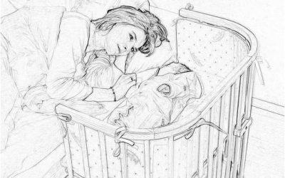 La nostra esperienza con il co-sleeping