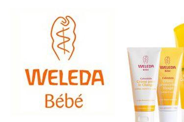 Vi consiglio i prodotti Weleda!