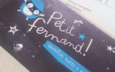 Petit Fernand: le etichette personalizzate!